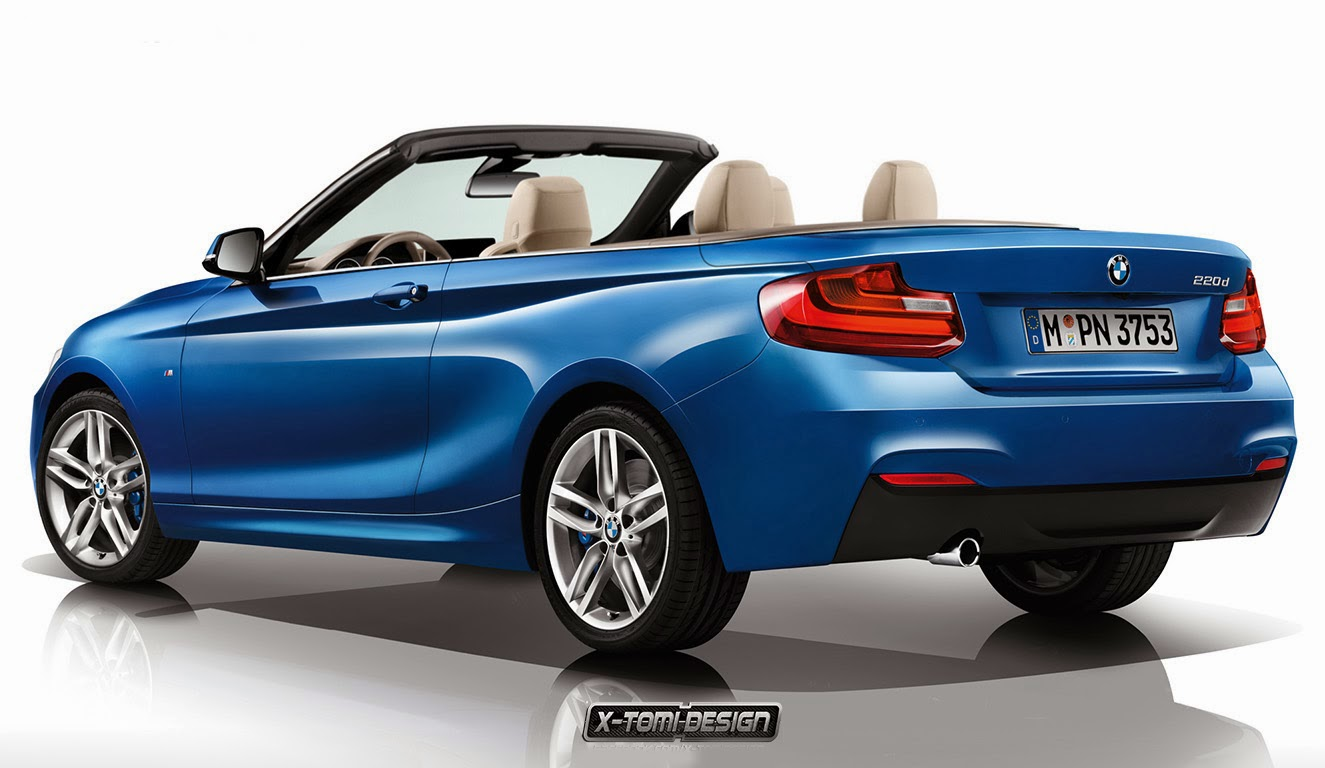 bmw 2er renderings. Black Bedroom Furniture Sets. Home Design Ideas