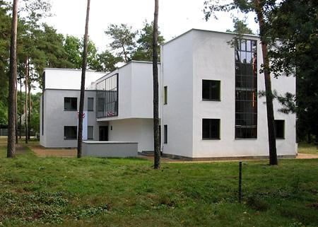 la escuela de gropius walter gropius obras parte ii. Black Bedroom Furniture Sets. Home Design Ideas