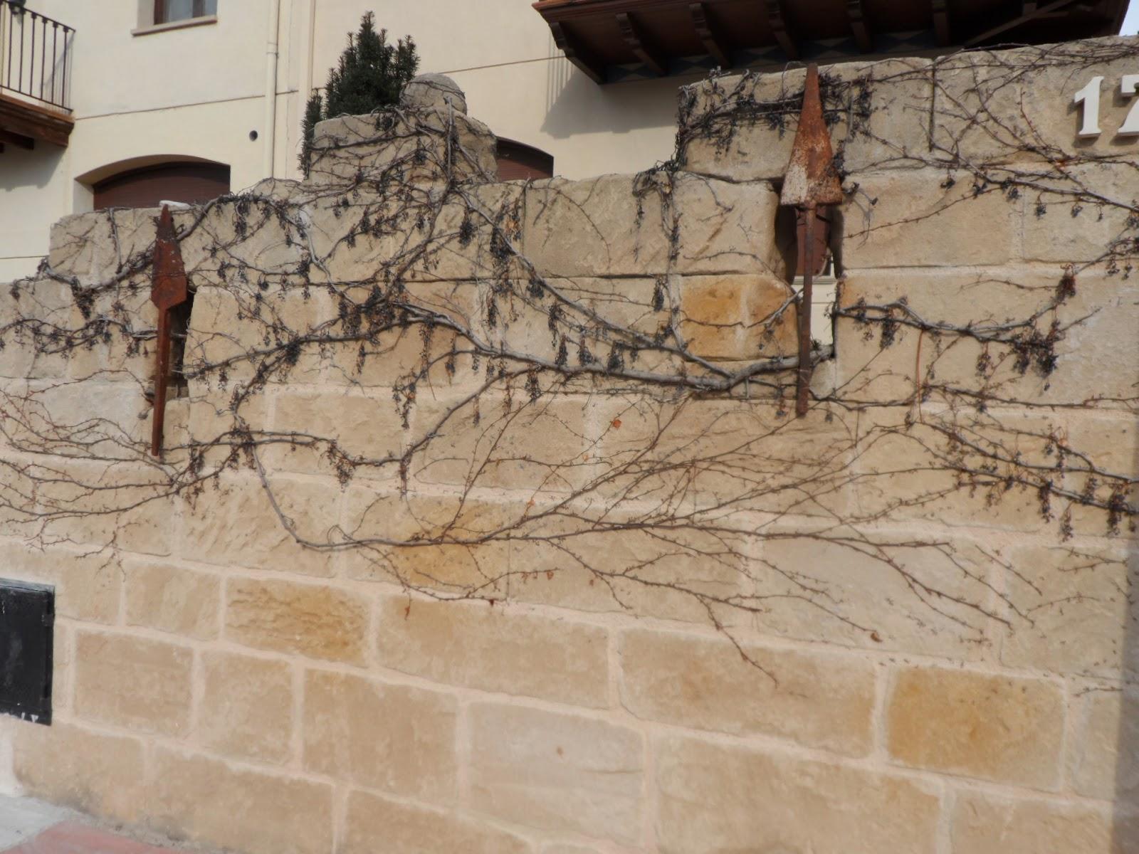 Muros piedra artificial estecha reproducciones - Tipos de muros de piedra ...