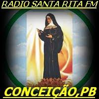 SANTA RITA FM MATA GRANDE CONCEIÇÃO PB  COMANDO LUIZ BENIGNO GOMES O FLAMENGUISTA NOTA 100  FILHO