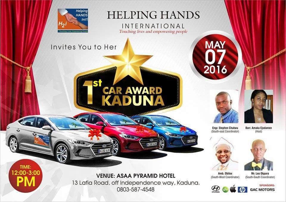 Kaduna Car Award