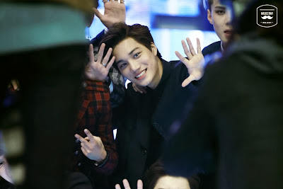 exo kai melon music awards 2013