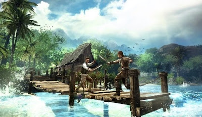 Risen 2: Dark Waters, game, screen, image