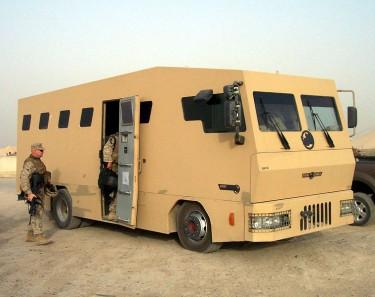 10 Kendaraan Militer Paling di Dunia: Rhino Runner