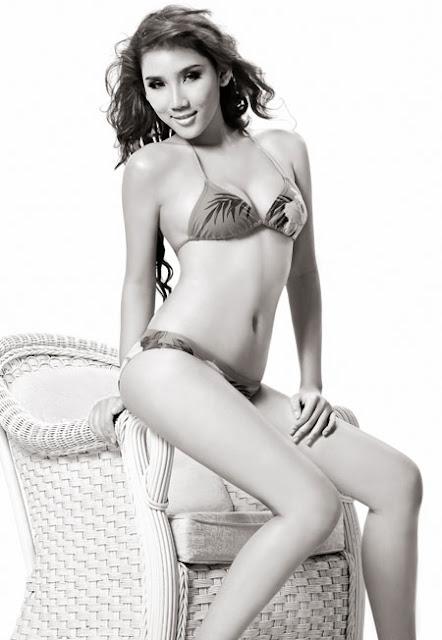 Vietnamese Sexy Model Bac Linh