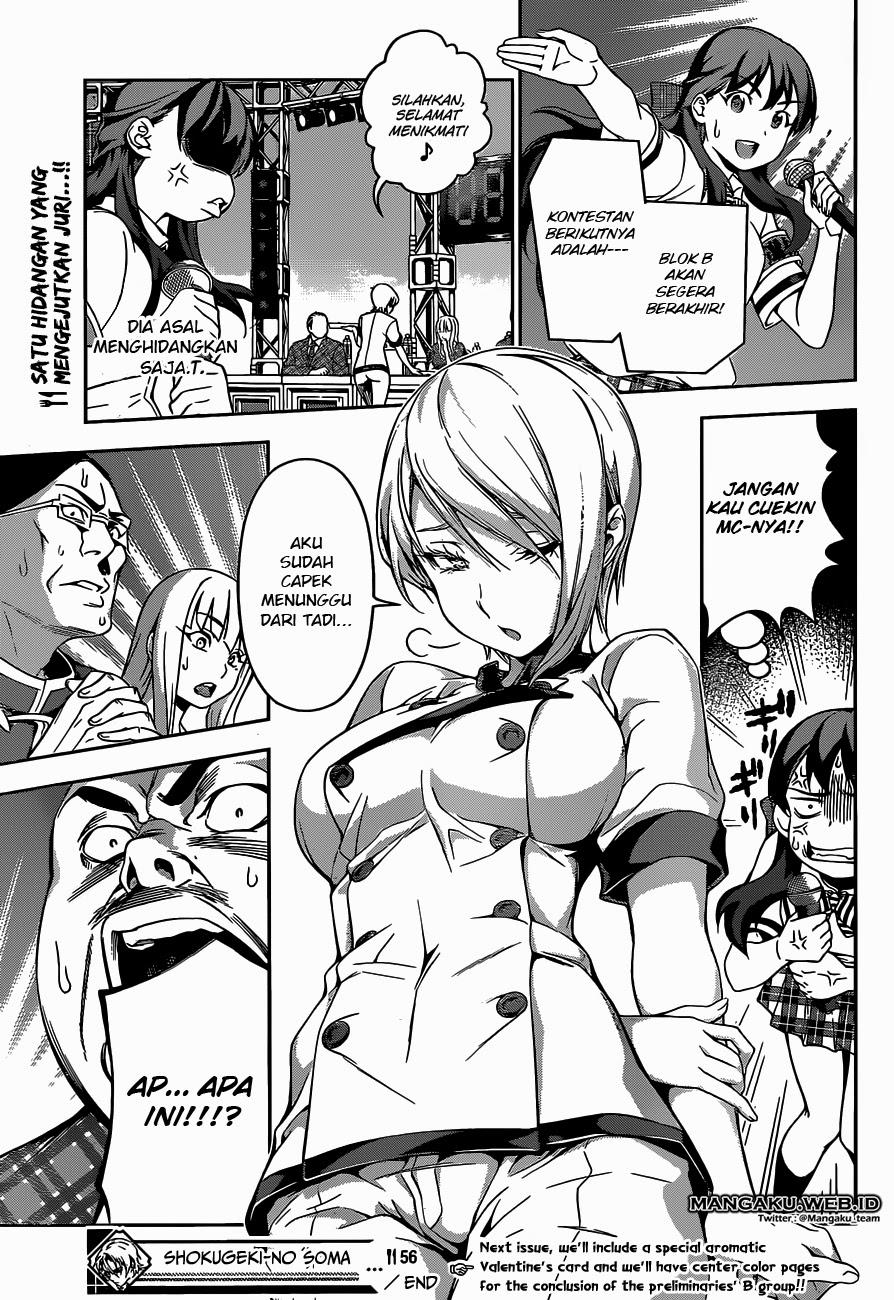 Shokugeki no Souma Chapter 56-20