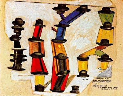 És el barret qui fa l'home (Max Ernst)