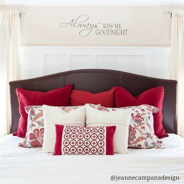 15 Beautifully Decorated Real Life Bedrooms - Jeanne Campana Design