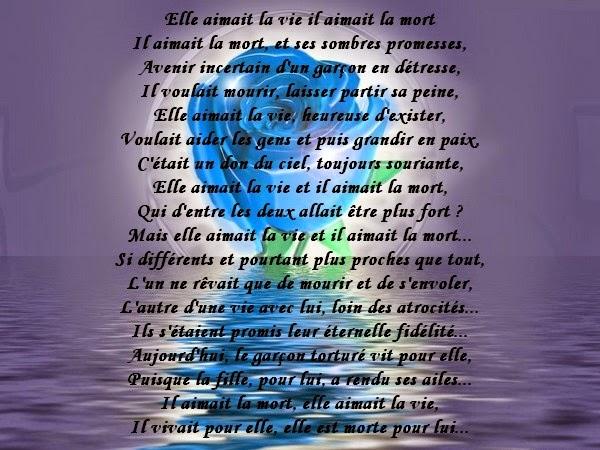 Message d 39 amour et d 39 amiti po me sur le deuil un d c s for Briser un miroir signification