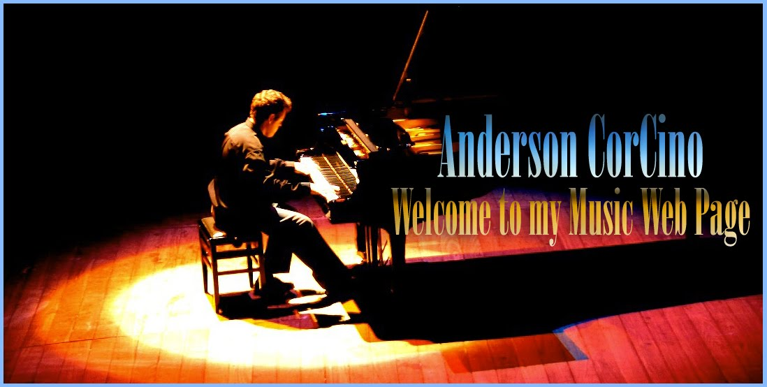 Anderson CorCino - Official WebPage