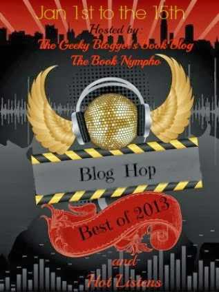 Best Audiobooks of 2013 Blog Hop & Giveaway