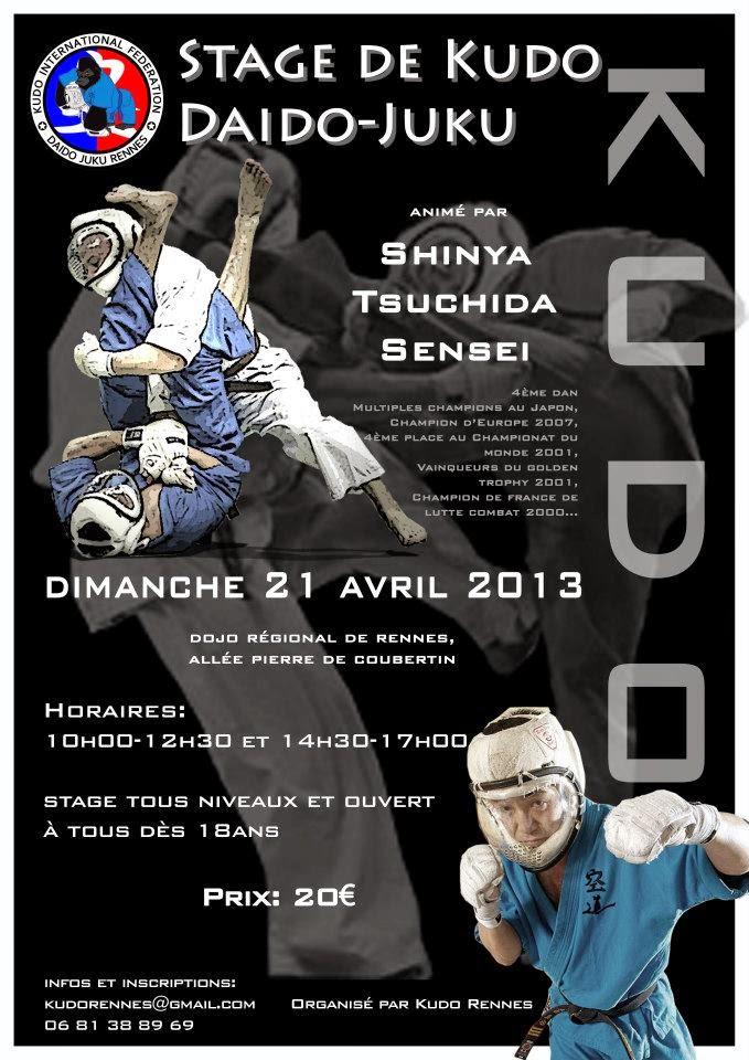 Stage Tsuchida sensei 2013