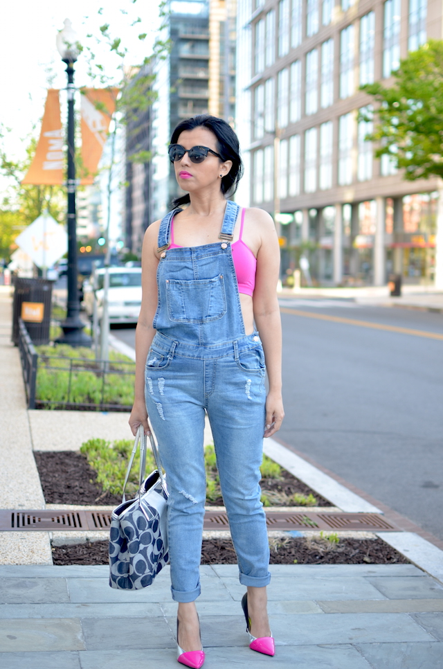Overalls Are In!