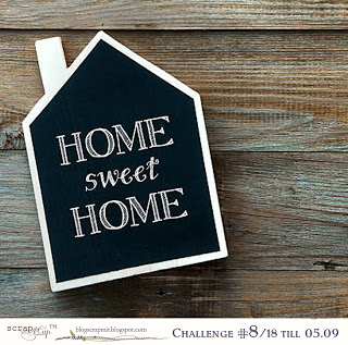Home sweet home 05/09