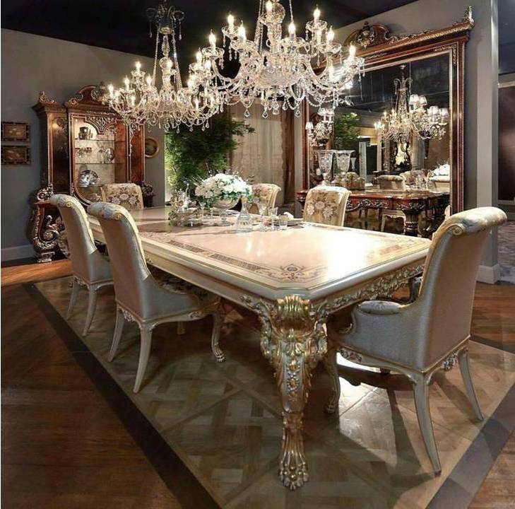 home decor luxury dining room tables