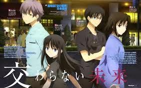 Phim Kara no Kyoukai: Mirai Fukuin