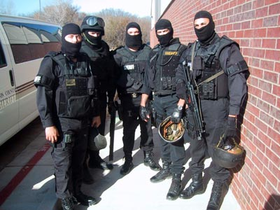 the possible impact of police militarization in america The rise of the american police and militarization of police in the the dangerous effects of allowing the role of the police to fuse with.