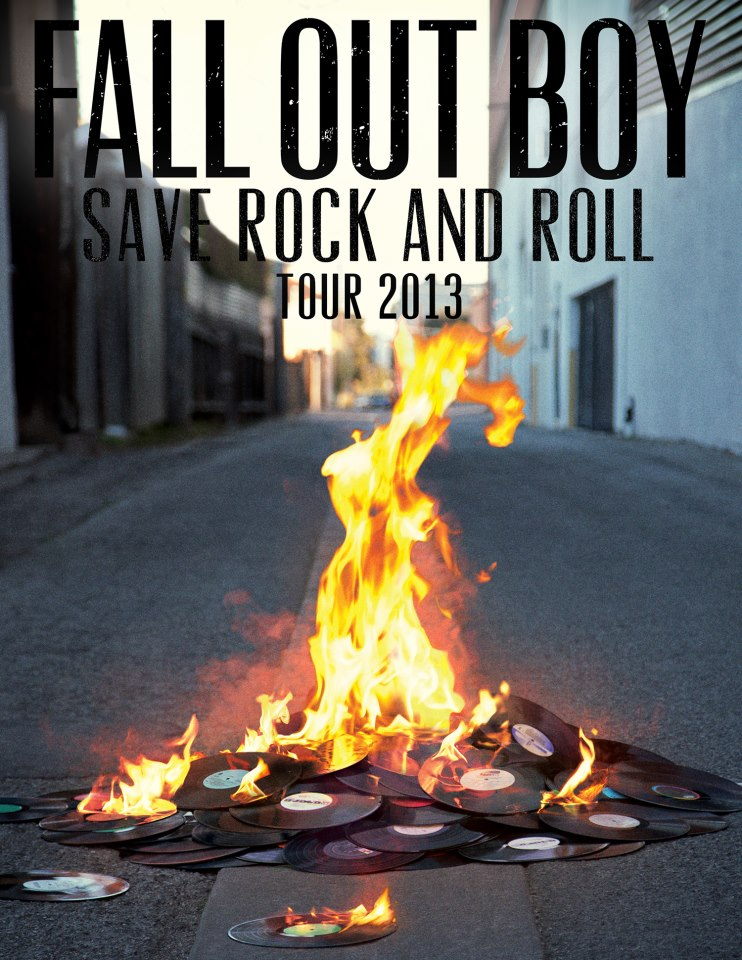 'WinTour is Coming' Tour Dates | Fall Out Boy Tour with ...