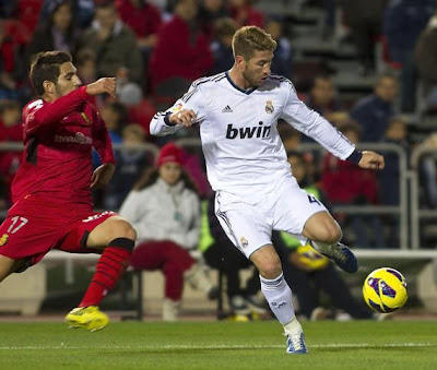 Real Madrid Mallorca vivo