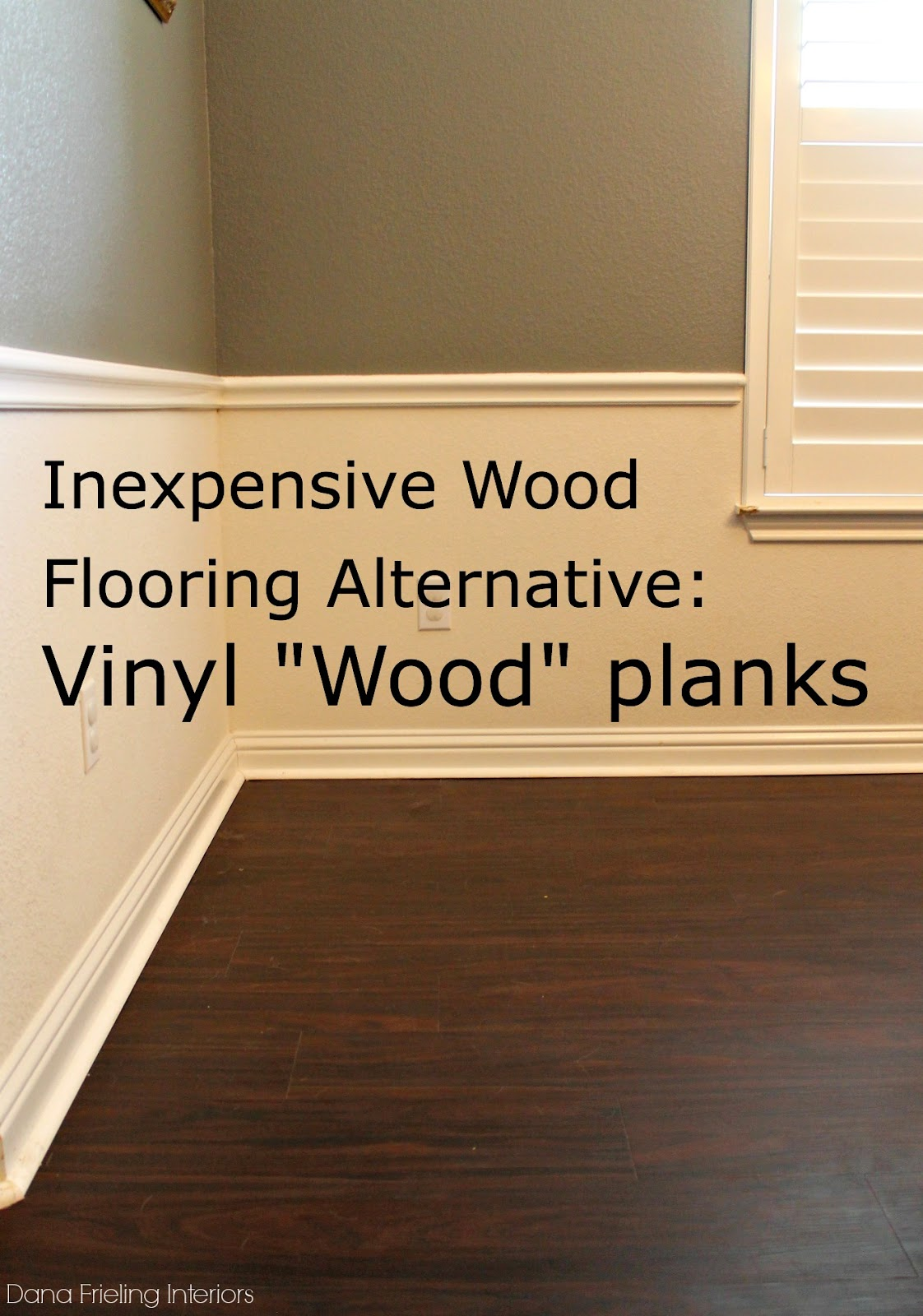 make them wonder inexpensive wood floor alternative