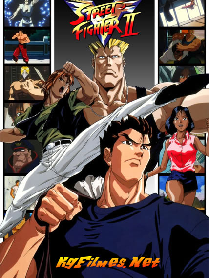 "STREET FIGHTER II VICTORY EPISÓDIO 4: ""NO INFERNO DE HONG KONG"""