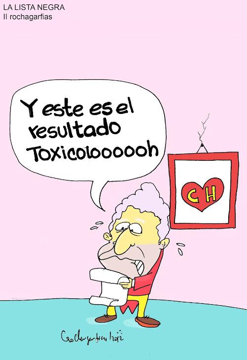 resultados toxicología Orizaba.