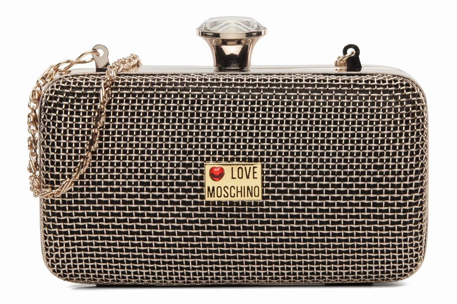 love moschino designer bag
