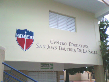 LAS LETRAS Y LOGO DE NUESTRO CENTRO EDUCATIVO