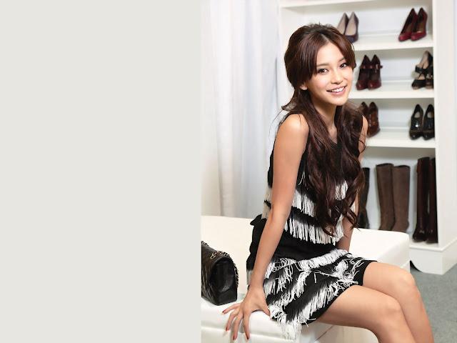 Angelababy 杨颖 Wallpaper 壁紙 HD 07