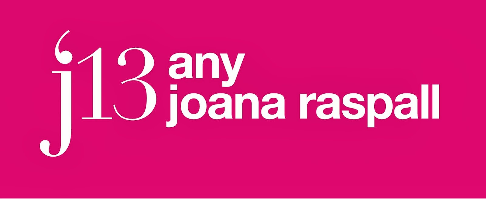 Any Joana Raspall