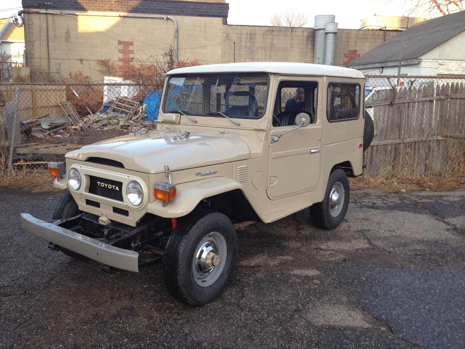 craigslist toyota fj40 for sale autos post. Black Bedroom Furniture Sets. Home Design Ideas