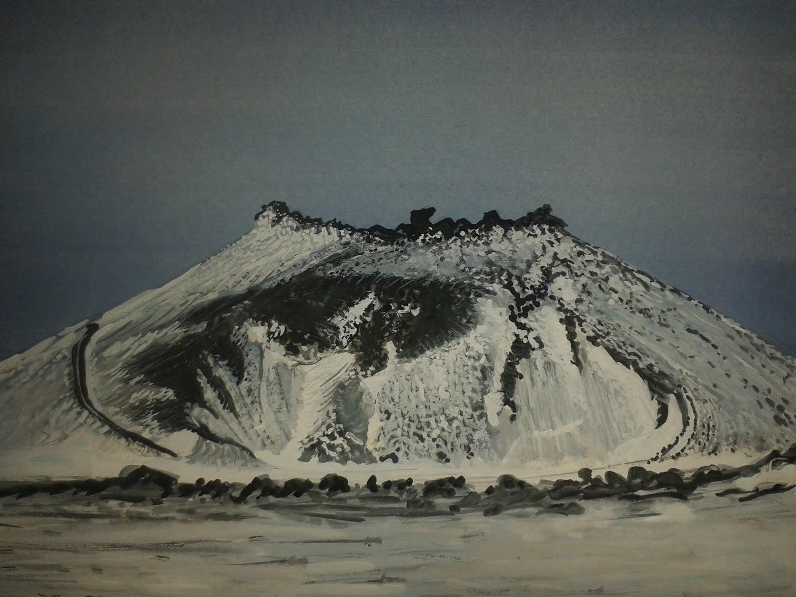 Volcan Islandais 2016