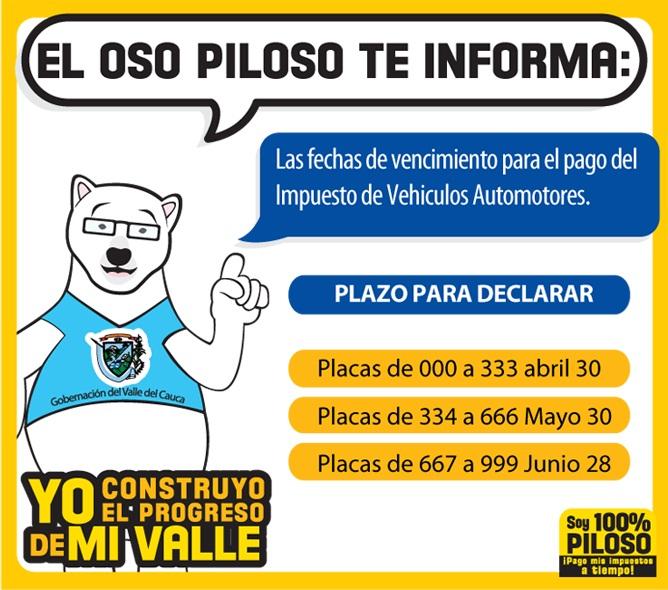 Search Results Consulta Impuesto Vehiculos Valle Del Cauca.html - Autos Weblog