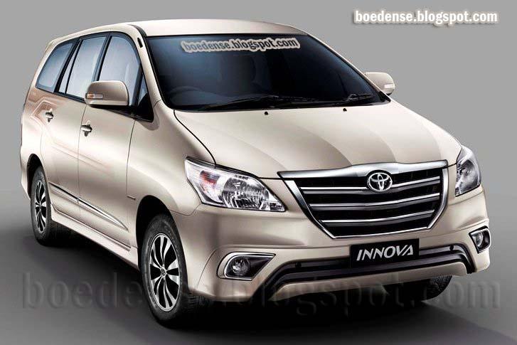 Harga Toyota Innova Baru Tahun 2016 Dan Spesifikasi Boedense