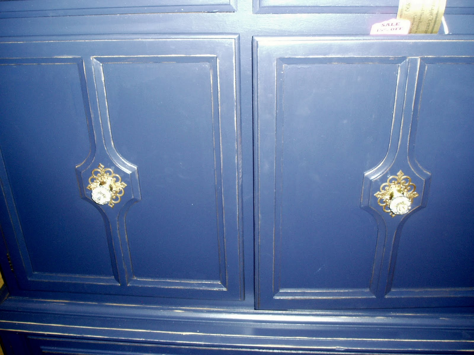 404 not found for Navy blue painted furniture