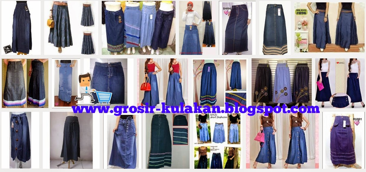 Supplier Baju Ready Stock