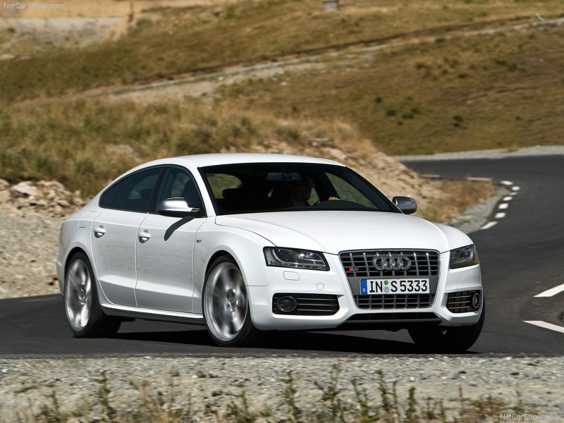 2011 Audi S5 Sport Cars