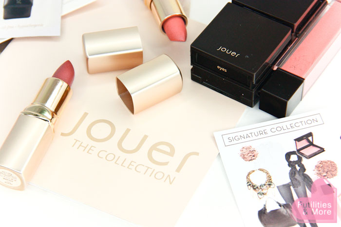 Jouer Cosmetics Haul, Everyday Must Haves and Lipsticks, makeup and beauty blog, asian eyes, asian monolid, single lid, makeup tutorial, makeup reviews, product reviews, cosmetics, make up, makeup, maquillage, tuto, tutorial, tutoriel, yeux, asiatique, futilitiesandmore.blogspot.com, futilities and more, futilitiesandmore