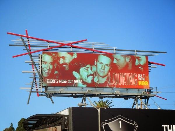 Looking season 2 billboard