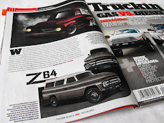 Truckin Magazine's Radical Renderings