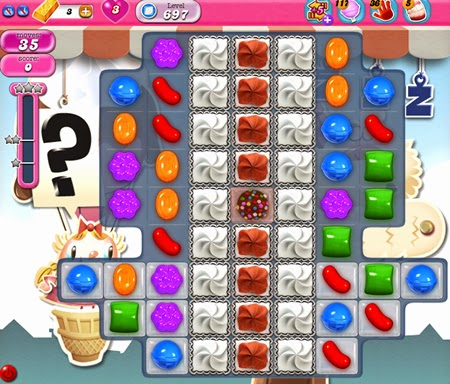 Candy Crush Saga 697