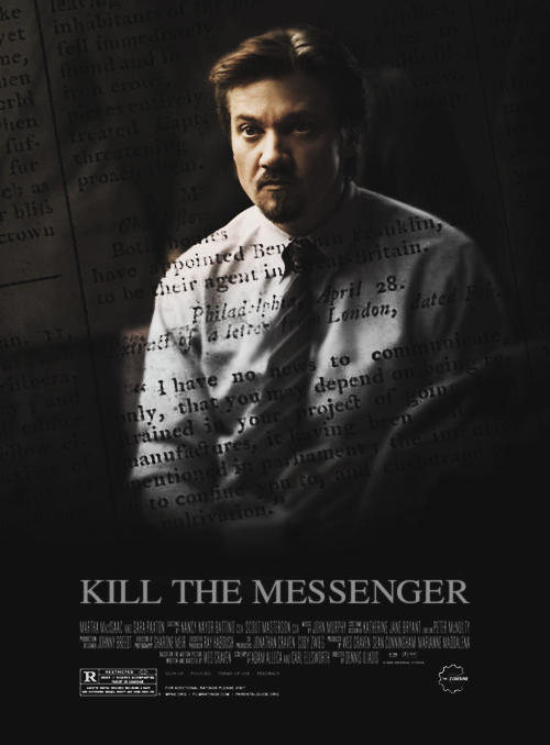 Kill The Messenger (2014) Poster