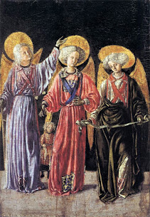 The Three Great Archangels