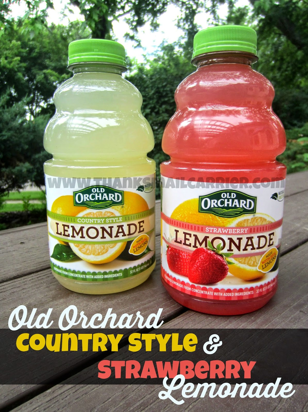 Old Orchard Lemonade