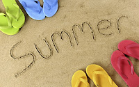 Hình nền có chữ SUMMER