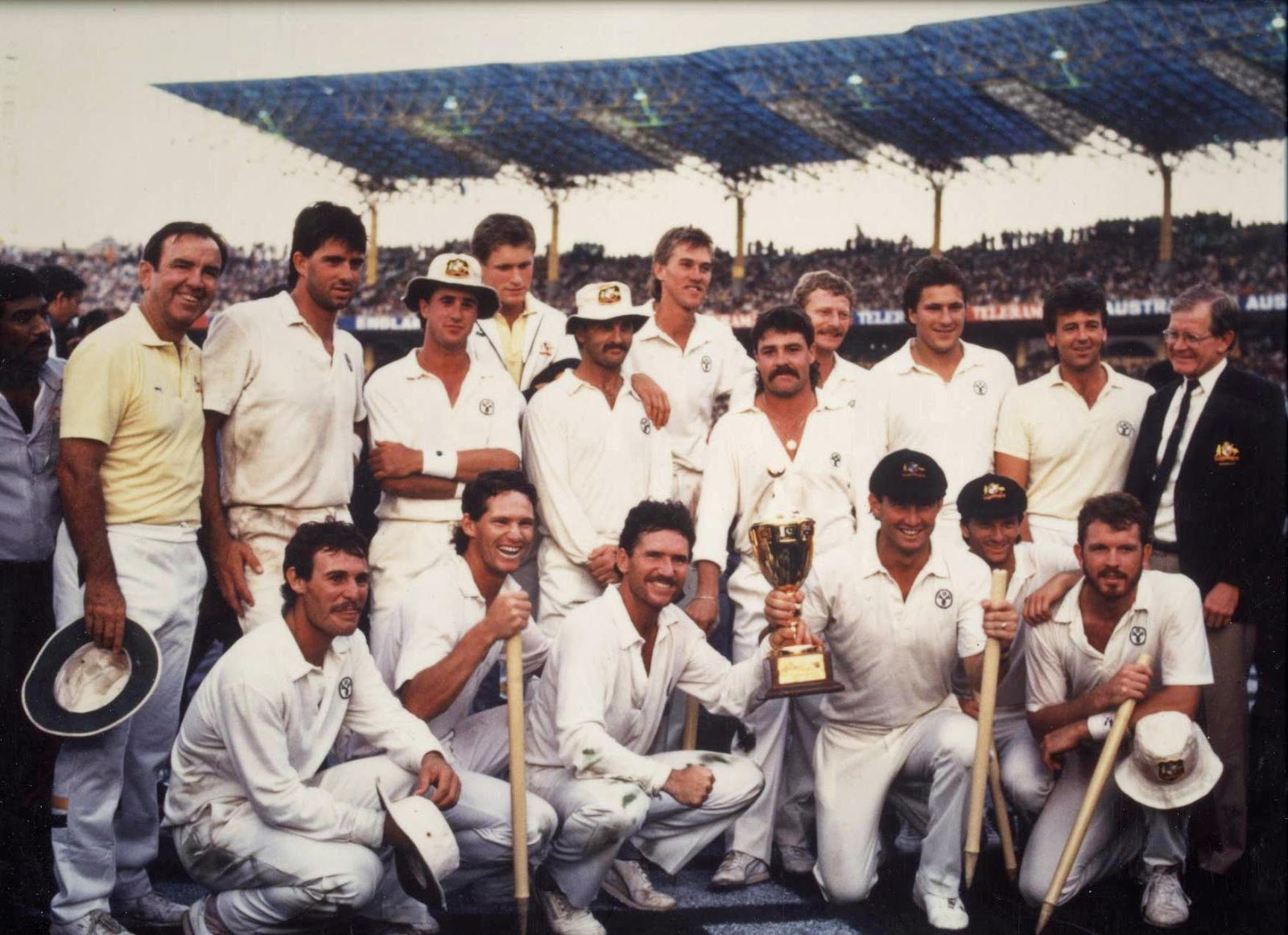 Australia 1987 World Cup Champion