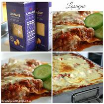 Krämig och god lasagne
