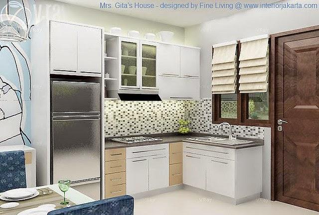 Desain Dapur Minimalis Terbaru