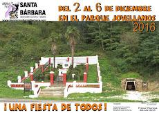 Fiestas de Santa Bárbara. Del 2 al 6 de diciembre.
