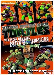 Teenage Mutant Ninja Turtles - Velhos Amigos, Novos Inimigos Torrent Dublado